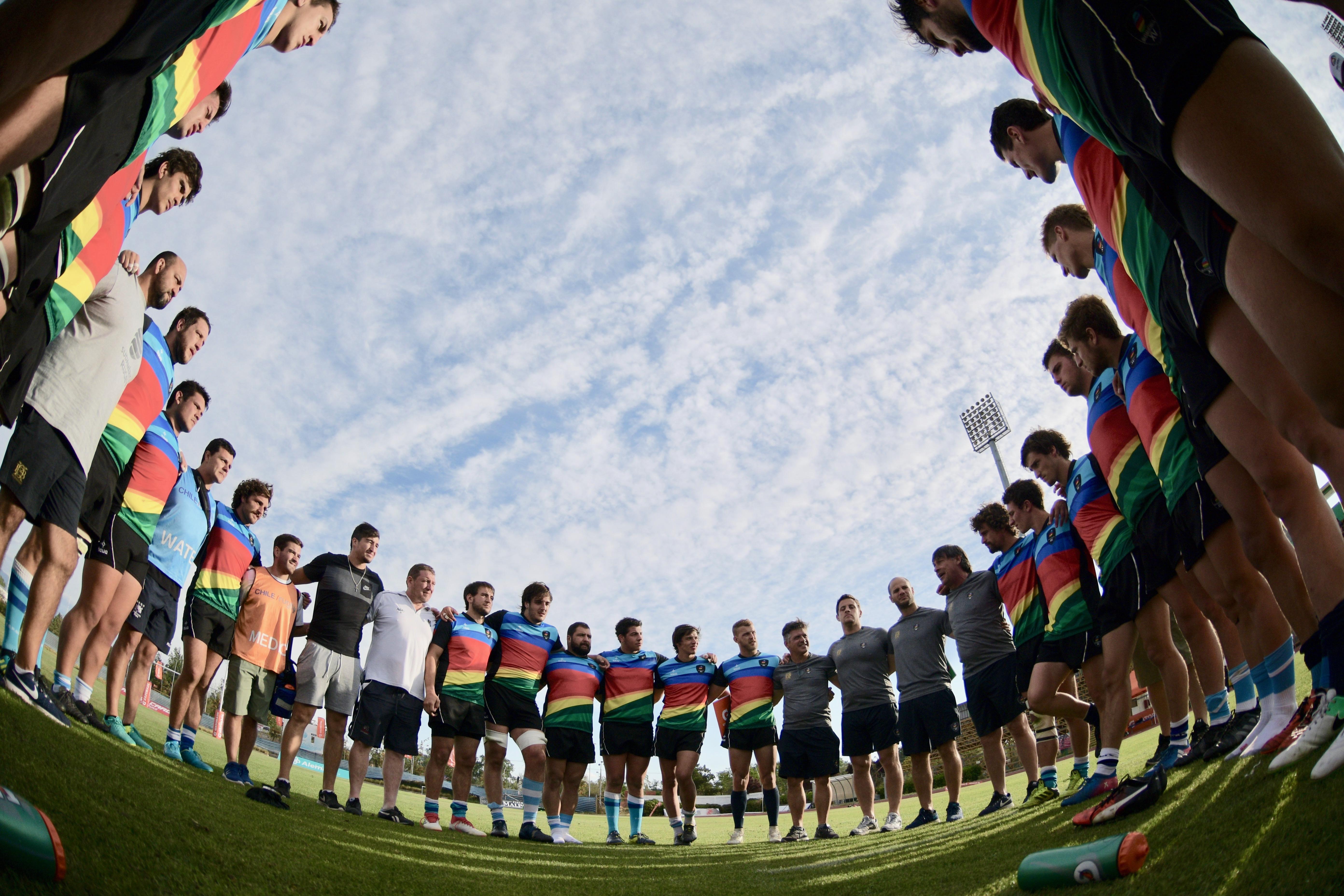 Sudamérica XV Vuelve al ruedo para jugar contra Uruguay