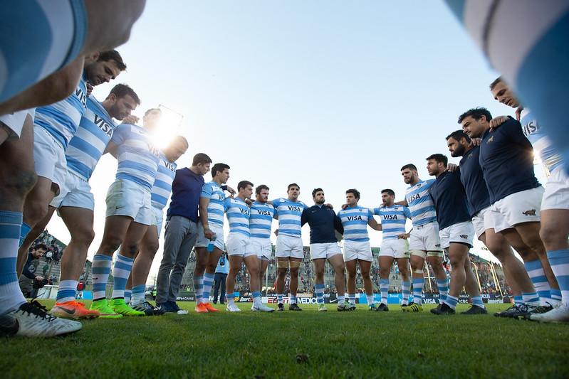 El rugby internacional con fecha de regreso