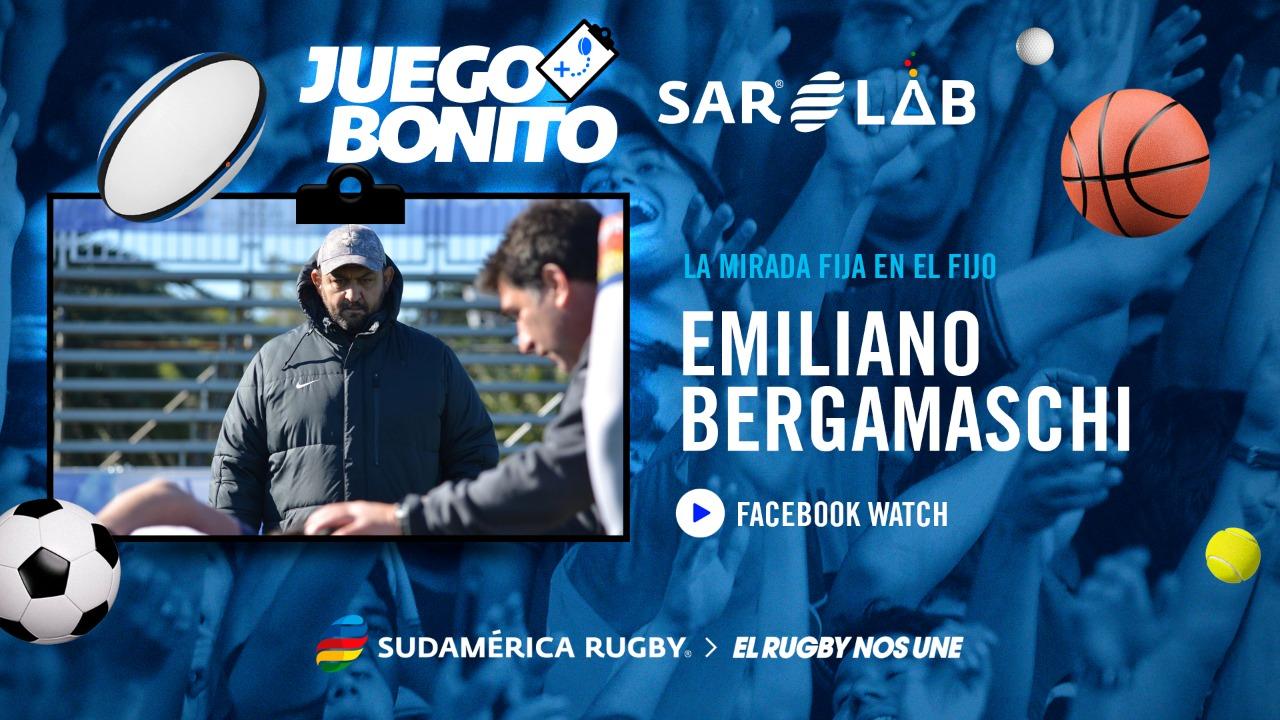 Juego Bonito | Emiliano Bergamaschi