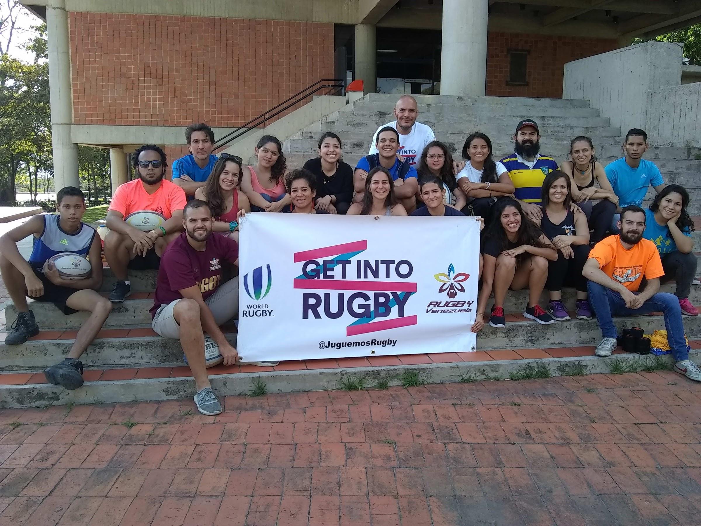 Sudamérica aporta para un 2017 record en Get Into Rugby