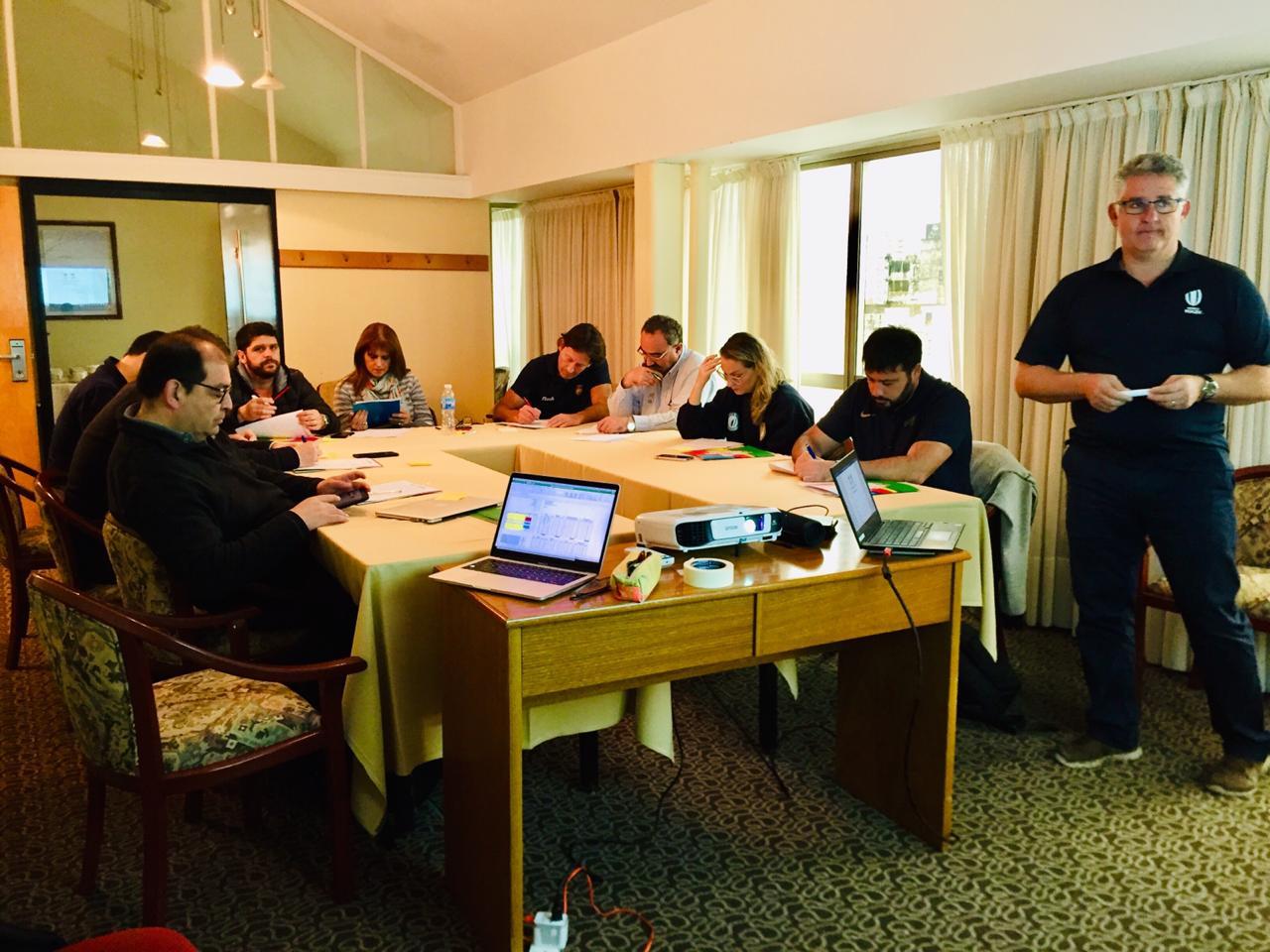 Conferencia Médica de Sudamérica Rugby