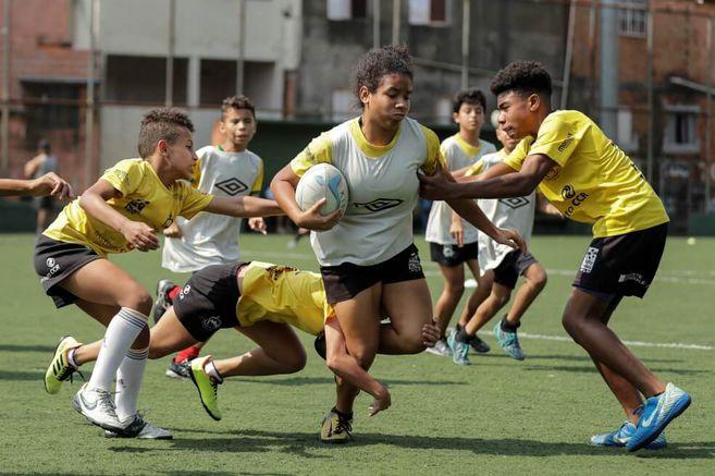 World Rugby celebra el Día Internacional del Deporte para el Desarrollo y la Paz