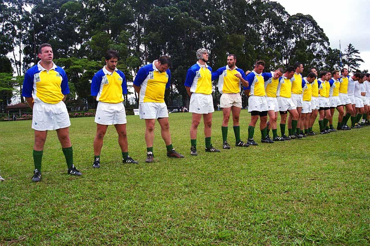 Brasil: 130 años de rugby
