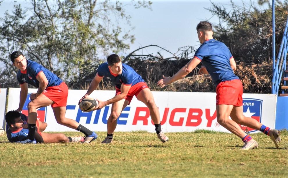 Chile ya es parte del Alto Rendimiento de World Rugby