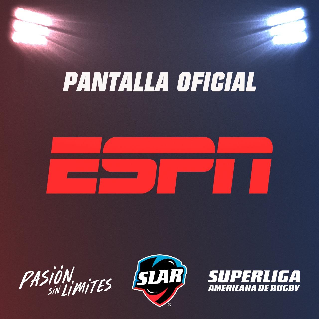 ESPN será la pantalla de la SLAR