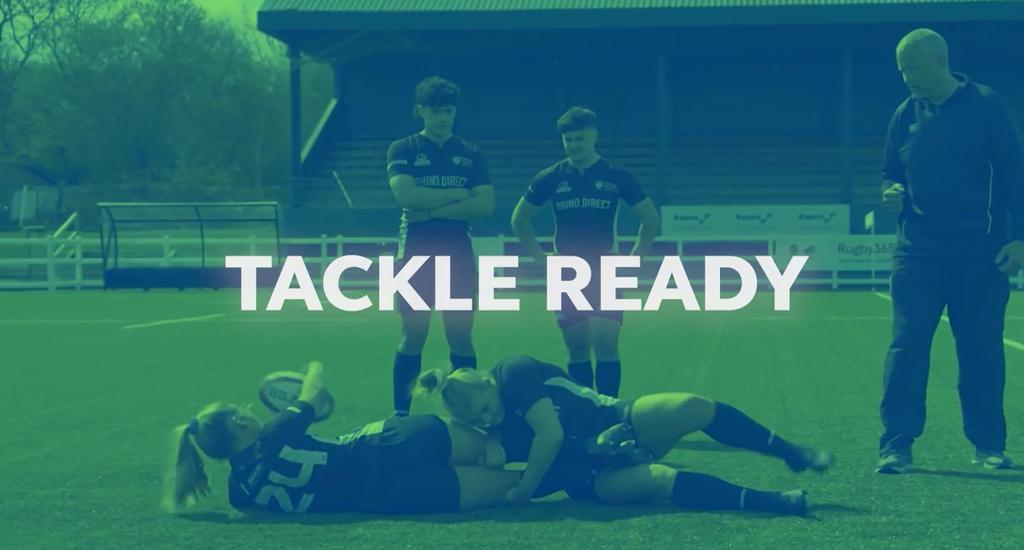 Tackle Ready revoluciona la técnica del tackle