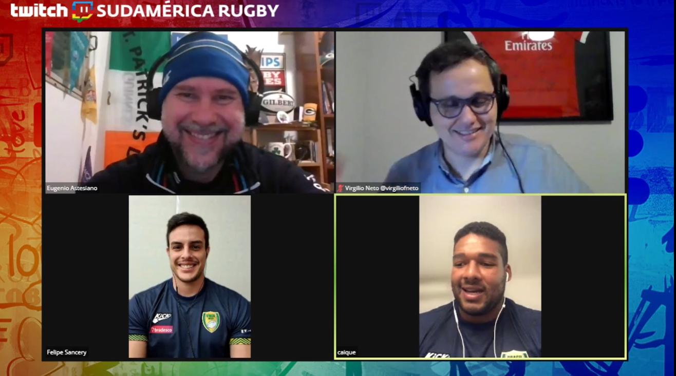 Brasil y Paraguay abren el camino de Sudamérica Rugby rumbo a Francia 2023