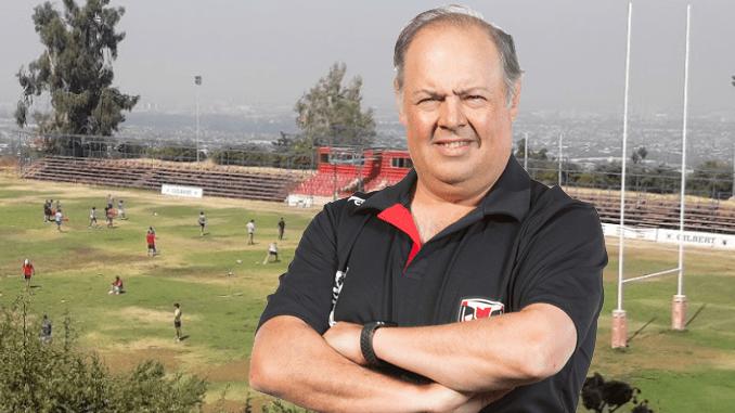 Chile Rugby designó Gerente de Alto Rendimiento