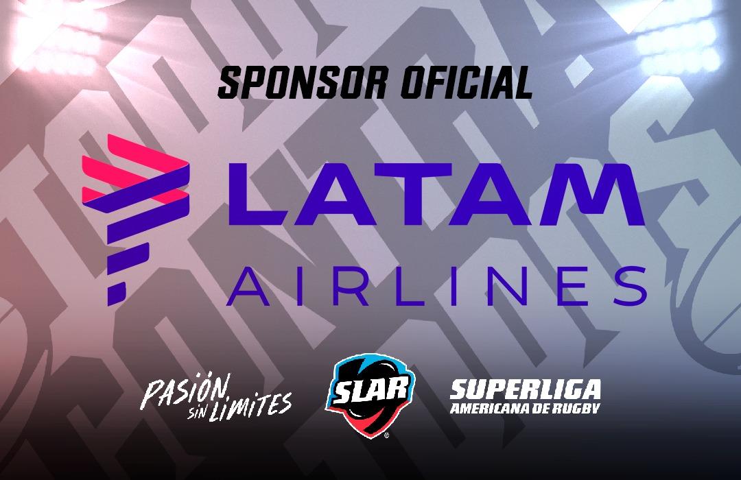 Latam, patrocinador principal y transportador oficial de SLAR